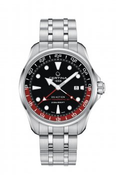 Certina GMT DS Action GMT Powermatic 80