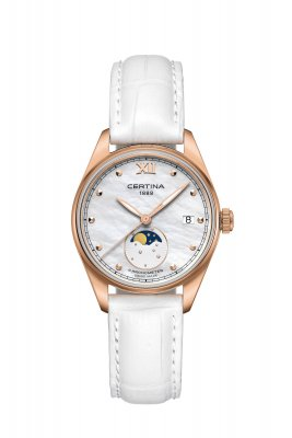 Certina DS-8 Lady Moon Phase