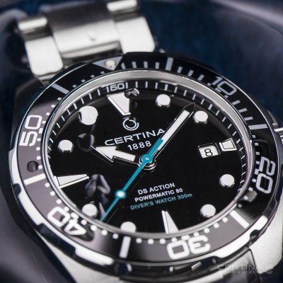 "DS Action Diver Powermatic 80 ""Special Edition"""