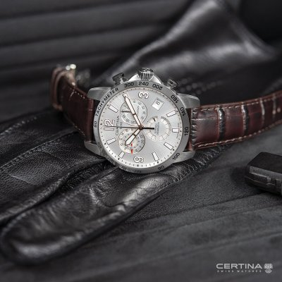DS Podium Chronograph GMT