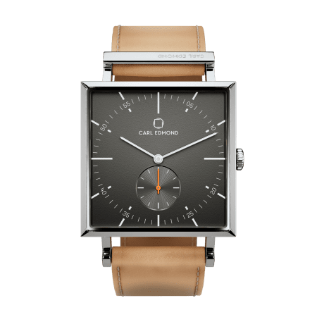 Carl Edmond 34mm gunmetal