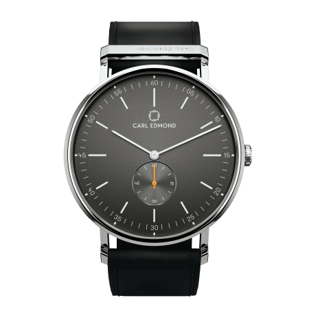 Carl Edmond 40mm gunmetal
